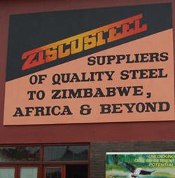 India keen on Zimbabwe's iron ore