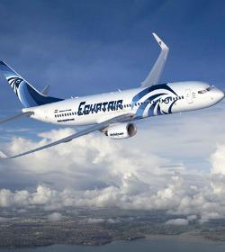 Egyptair  confirms June Harare return