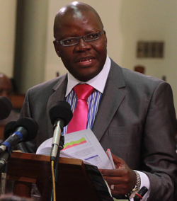 Biti: IMF not treating Zimbabwe fairly
