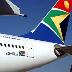 South African Airways struggles to stay airborne