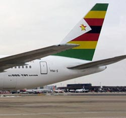 Air Zimbabwe launches Airbus plane