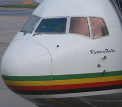 Air Zimbabwe slams property seizure