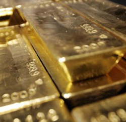 Gold  production up 29 percent
