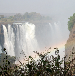 Attack  on Vic Falls Disneyland plan unfortunate
