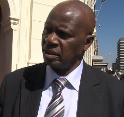 We'll seek support from China: Chinamasa