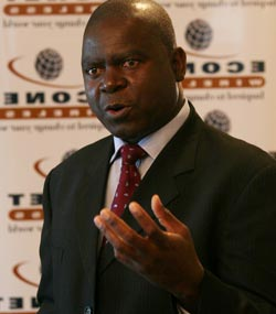 No cash  woes here, Econet's Steward Bank