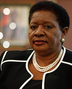 RBZ exports 2,5 tonnes of bullion  Leakages still there … RBZ chief Charity Dhliwayo addressing legislators on Monday
