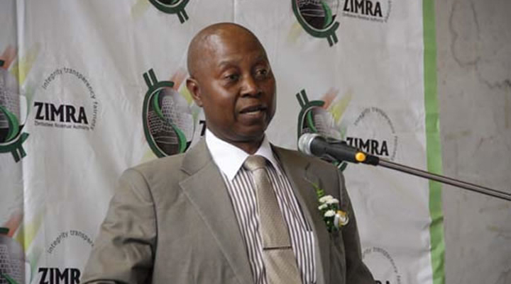 Zimra  boss urges raw minerals tax