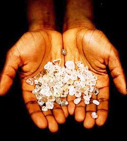 Murowa diamond output down 12pc