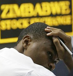 ZSE  rebounds to close week in the black