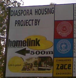 Homelink flogged off to South African firm