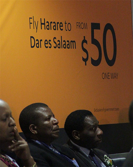 Govt wants more airlines to service Zimbabwe