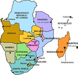 Zimbabwe's exports into SADc plummet