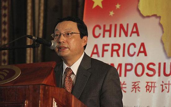 China to help Zimbabwe build sepcial economic zones