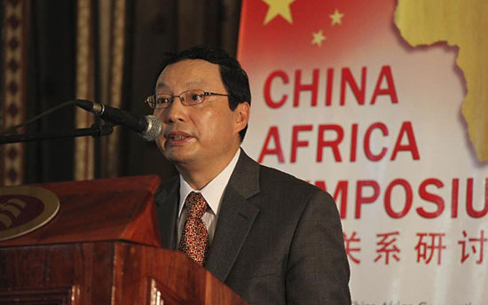 Chinese envoy on Zimbabwe deals