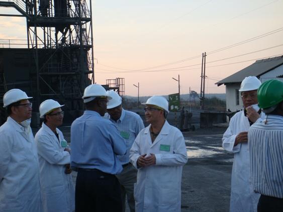 China-owned Zimasco to retrench 370 at Shurugwi mine