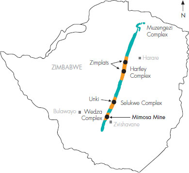 Zimbabwe in the dark about  mineral resources