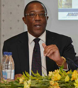NMBZ chief  executive Mushore exits bank he founded