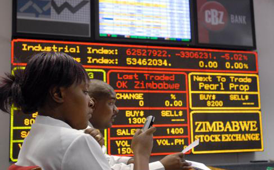 Delta, Econet dominate ZSE 2014 trades