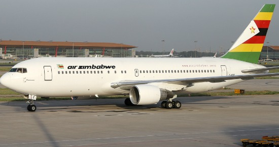 Air Zimbabwe sees passenger  figures doubling in 2015, acting CE