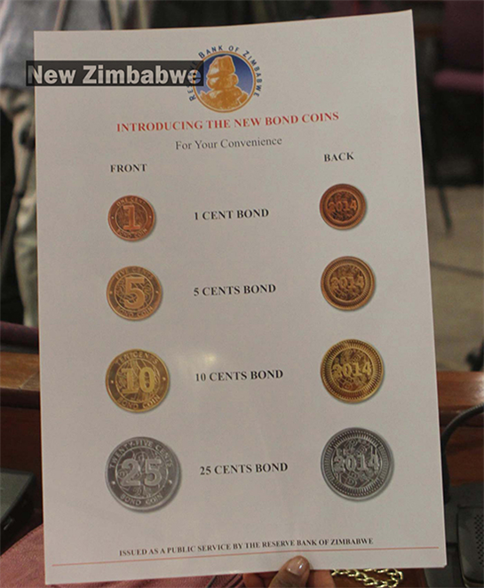 RBZ's bond coins project: An appraisal