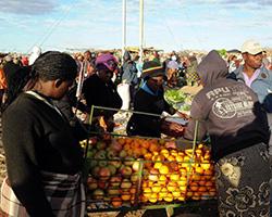 Zimbabwe continues on deflation slide