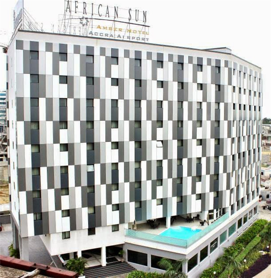 Ghana hotel helps African Sun narrow losses to $2,2 mln