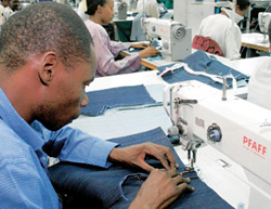 US has market for Zim textile products