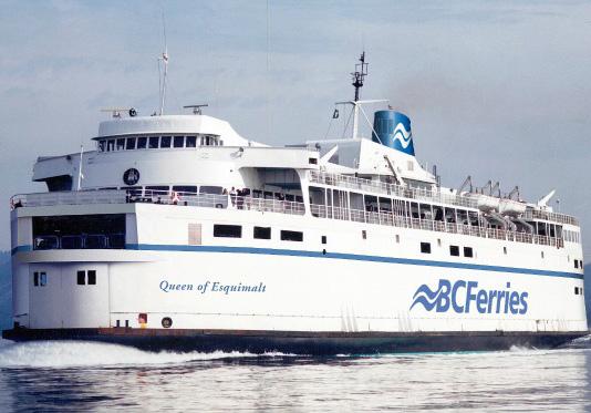 Zimbabwean rises at Canada's BC Ferries