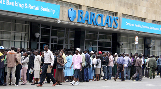 Barclays  Africa to buy Zim operations