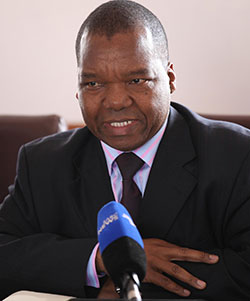 Stabilise the economy one sector at a time, says Mangudya