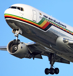 Air Zimbabwe insolvent, needs $260m capital  injection