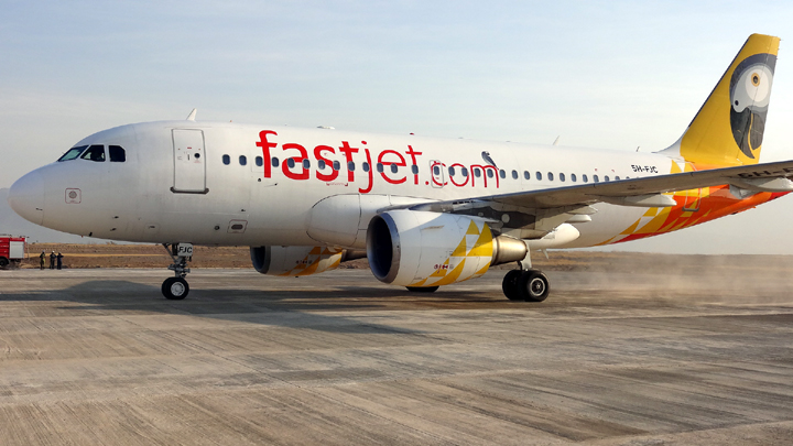 Low cost  carrier Fastjet granted air service permit