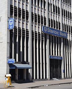 Stanbic bank 2014 profit up 13 percent