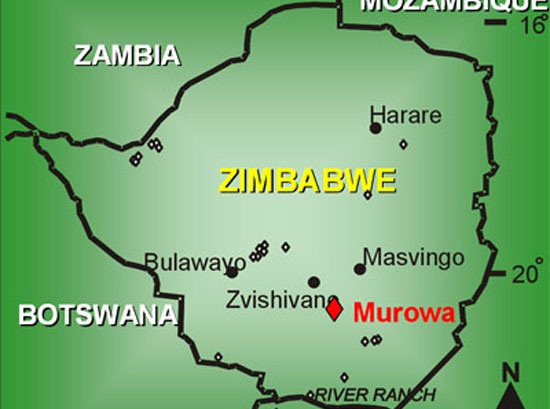 Murowa production down 60 percent on tax fears