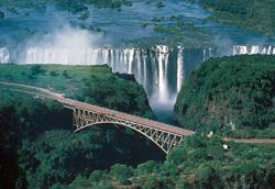 Work on  $18mln Victoria Falls tourism park starts
