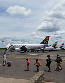 CAAZ struggling to lure airlines to new Vic Falls airport, says official