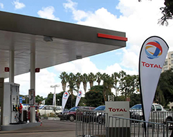 Total says to maintain dominance as fuel industry competition  intensifies