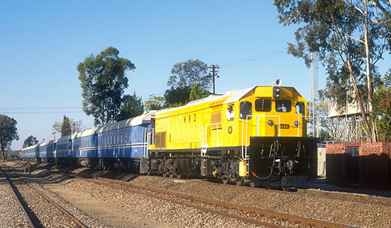 State rail company banks on $650mln DBSA loan for revival