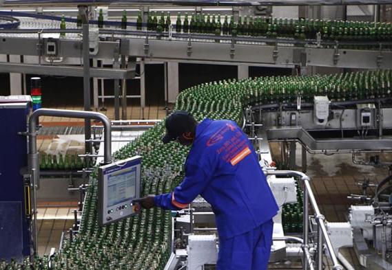 Zimbabwe's sole  glassmaker mulls switch to gas technology to beat power cuts