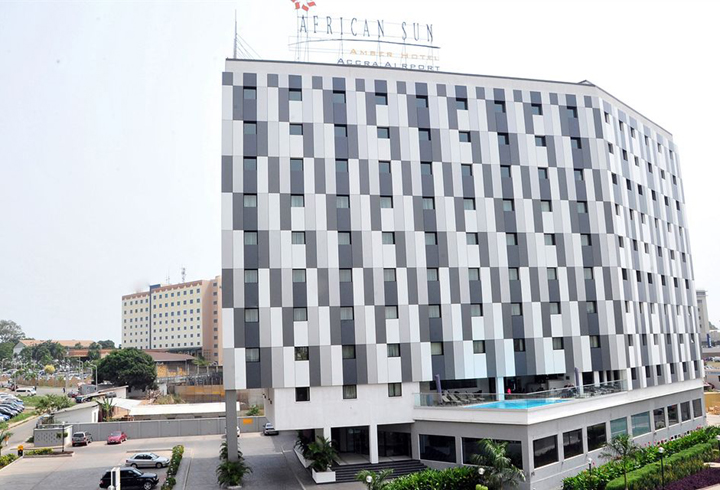 Ghana hotel pushes  African Sun revenue up 10pct
