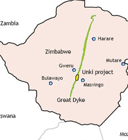 Amplats' Zimbabwe unit considers new smelter