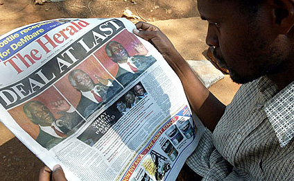 Zimpapers narrows loss to $20k, revenue falls as economy worsens