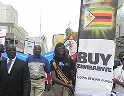 Zimbabwean companies engage communities to boost sales