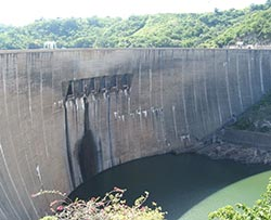 Kariba power  station loses 30pct of capacity as dam water level declines