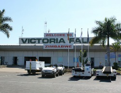 Victoria  Falls airport to miss completion deadline, source