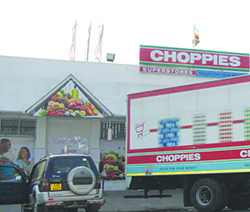 Choppies  reports higher revenue from Zimbabwe operations