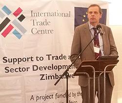 European Union gives  Zimbabwe US$98 million