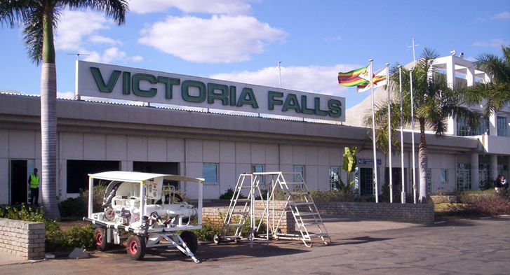 Vic Falls  Airport refurbishment completion set for May – CAAZ