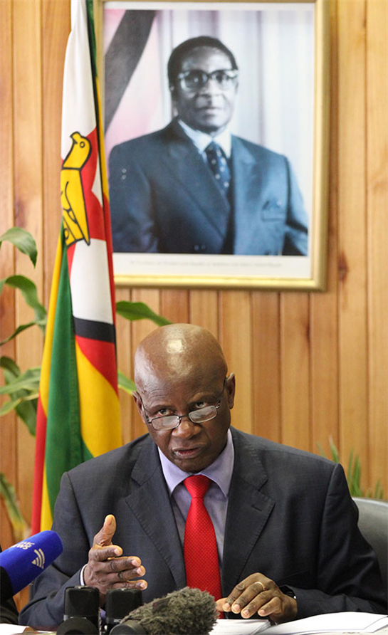 Zimbabwe's fiscal deficit seen narrowing to 0.5pct of GDP